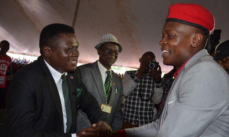 Chameleone Denounces NRM, Joins DP Officially