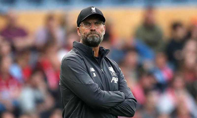 Klopp Expects Improved Liverpool Against Rivals Manchester City