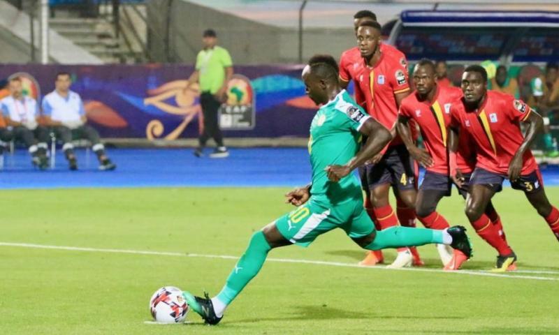 Senegal's Mane Sends Uganda Parking From AFCON Quarter Finals