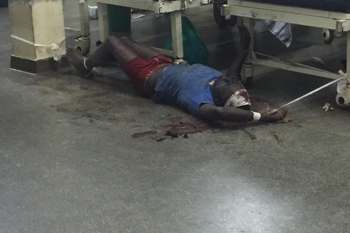 Ugandans Decry Terrible Situation At Mulago Referral Hospital, Patients Share  Cold Floor