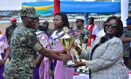 UPDF Wins East African Community Military Games