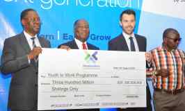 Stan-Chart, Development Agency Challenges Uganda To Fight Unemployment With Shs300m