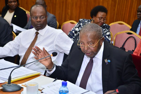 BoU Bosses In Trouble As Auditor General Moves To Audit Currency Scandal