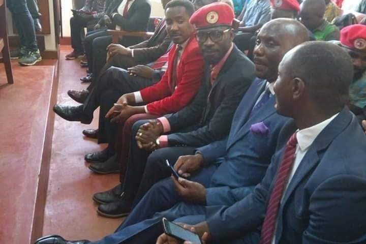 Bobi Wine, Arua Treason Suspects Face Five  Fresh Charges