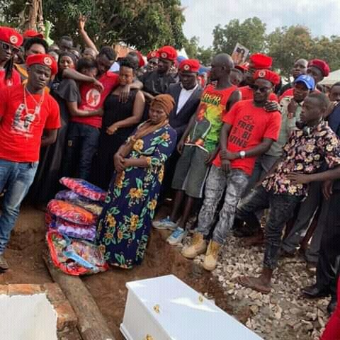 Drama As Bobi Wine 'Conquers' Min. Otafiire's Home