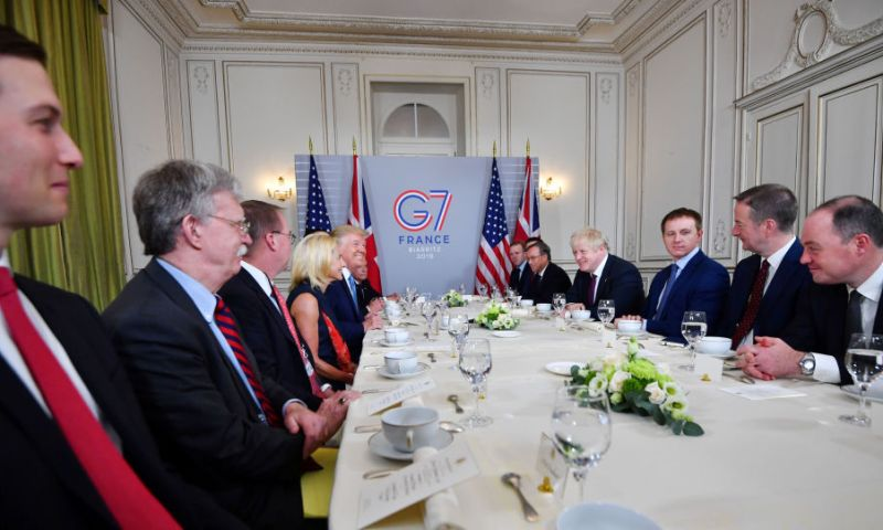 Trump Disagrees With G7 Leaders Over Proposal To Return Russia To Group
