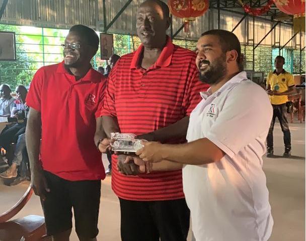 Rajiv Wins Kapeeka Autocross,Gen.Saleh Applauds Young Tycoon