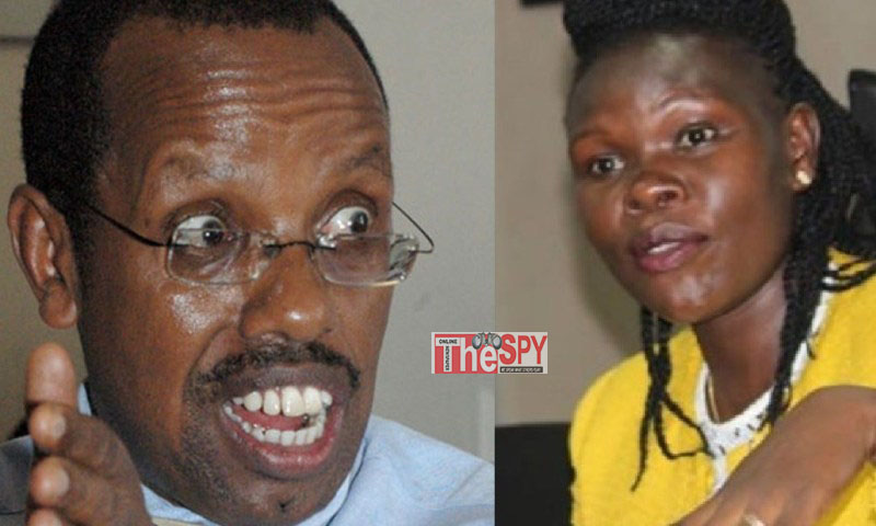 Min. Anite, P.S Muhakanizi Lock Horns Over UTL Audit