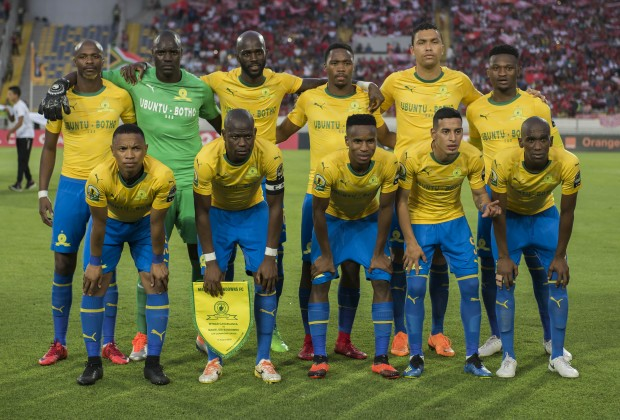 Mamelodi Suffer Bloody Nose In Congo