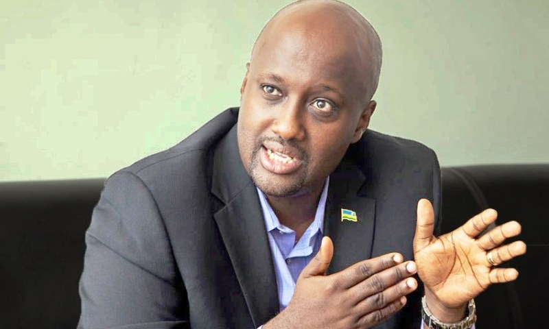 EAC Minister Warns Rwandese Sneaking Into Uganda Via Tanzania