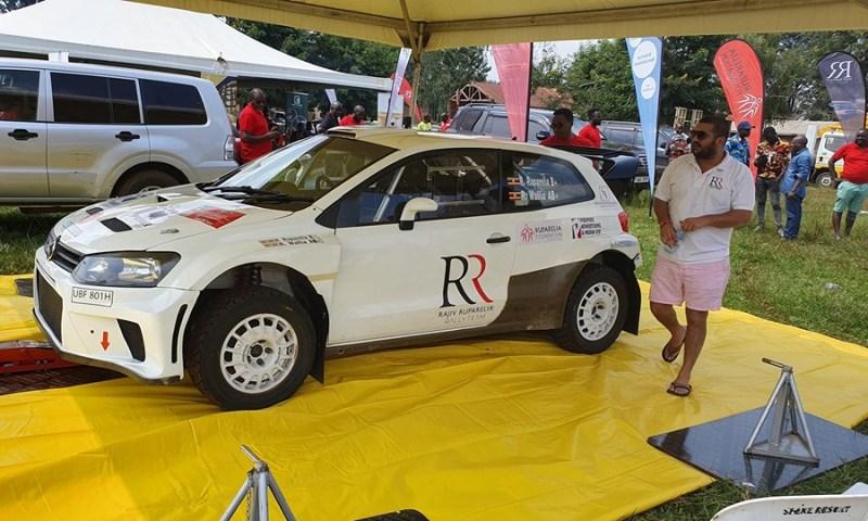 Rajiv, Lumala To Battle For Kapeeka Autocross This Weekend