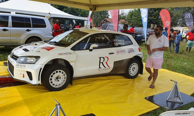 Rajiv, Lumala To Battle For Kapeeka Autocross This Weekend