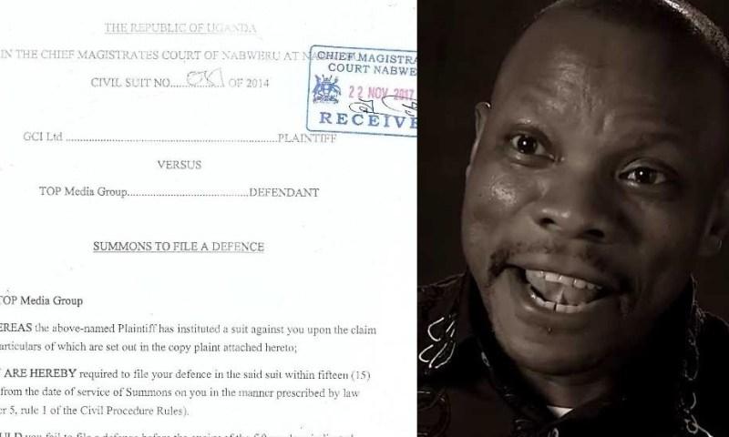 Worker Drags Pr.Senyonga To Court Over Unpaid Salaries