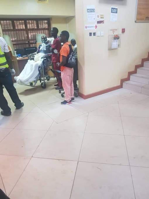 The Patient and his minders waiting for Equity bank Manager.jpg