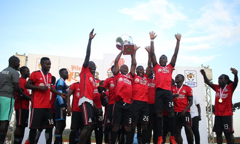 Vipers Humbles KCCA To Win Maiden Super Eight Cup