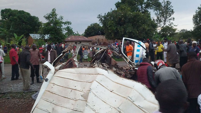 Iganga-Mbale Highway Accidents Kill 10, Scores Nursing Injuries