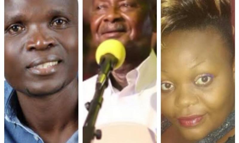 Mayinja, Kusasira Clash Before Museveni At Serena Concert