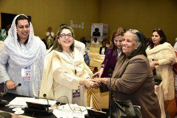 Pakistan's Gulzar Khan Elected New CWP Chairperson