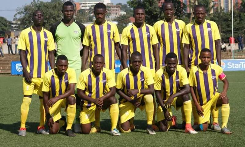 Proline Forfeits Game Against SC Villa