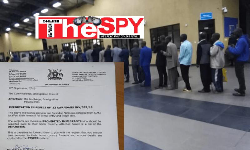 Uganda Deports 32 Suspected Rwandan Spies Following Kagame, Museveni Peace Pact