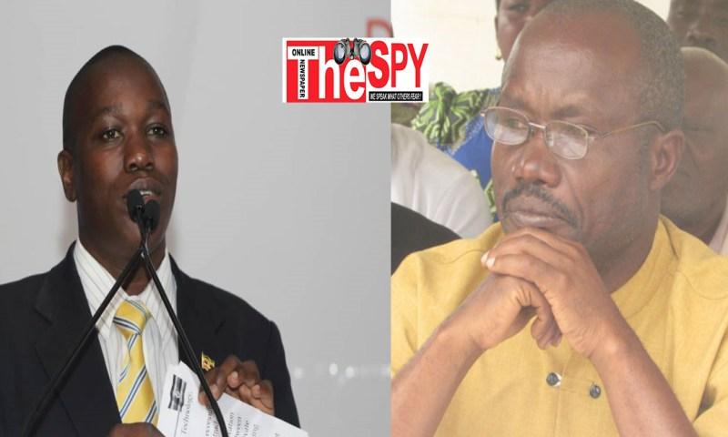 Back Off! Go Read Books Well, Sheema District Speaker Blasts His Boss Kabigumira