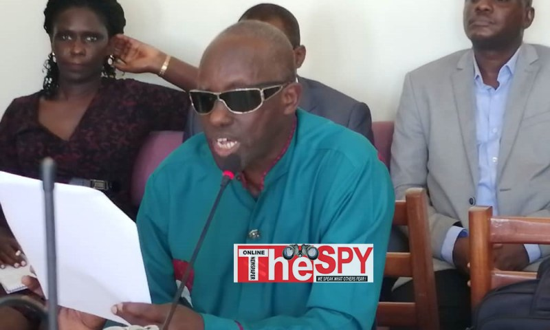 Safe Houses Are For Coordinating Clandestine Operations Not Torture – Gen Tumwine