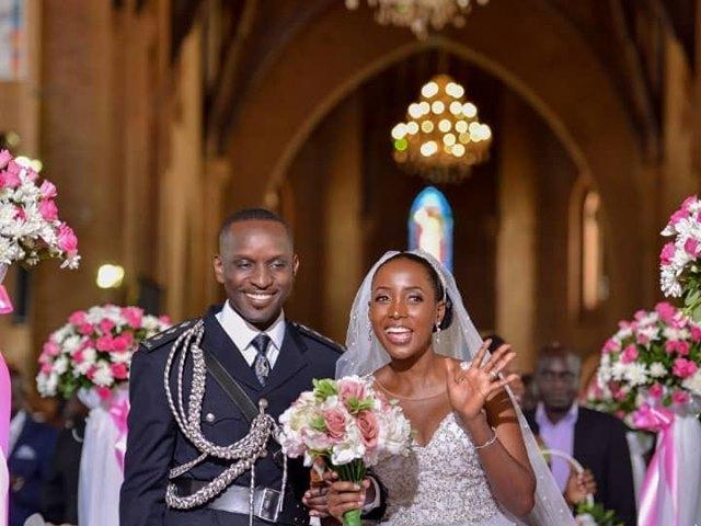 Security Tightened As Jinja Road CID Boss Weds Ssekabaka Chwa's Grand Daughter