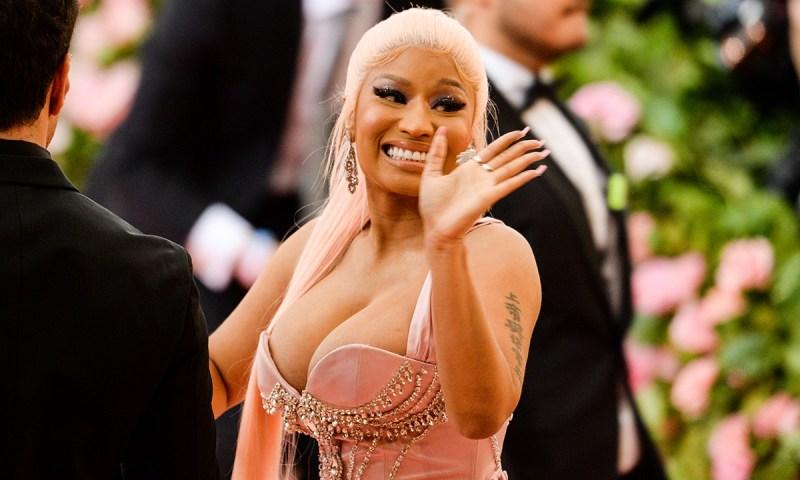 American Celebrity 'Nickie Minaj' Retires From Rap To Start Family