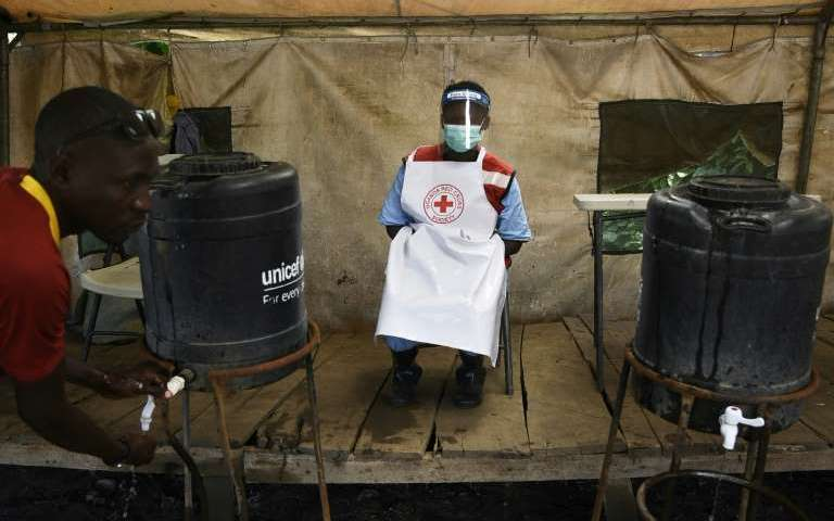 WHO Hails DR Congo for Fighting Ebola Virus