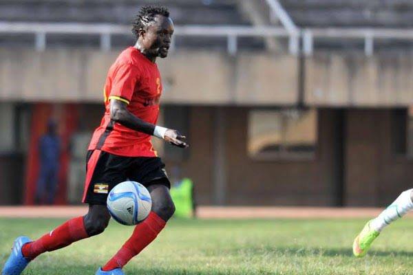 McKinstry Boosts Uganda Cranes Squad With    Alexis Bbaka