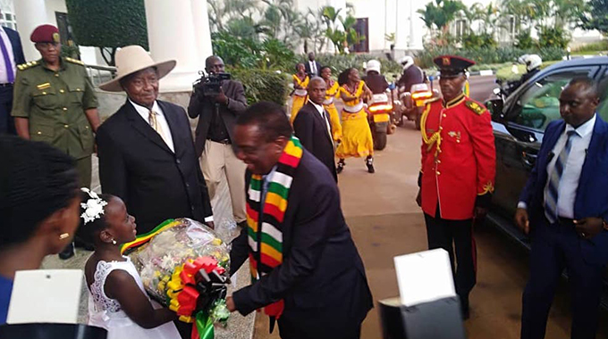 President Mnangagwa Graces Independence Day Celebrations