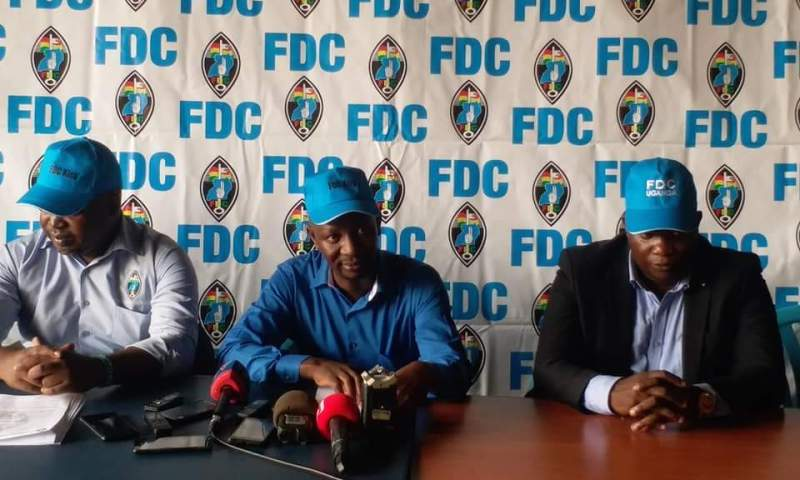 FDC To Hold Parallel 57th Independence celebrations at Najjankumbi, Accuse Gov't Of Monopolizing National Event