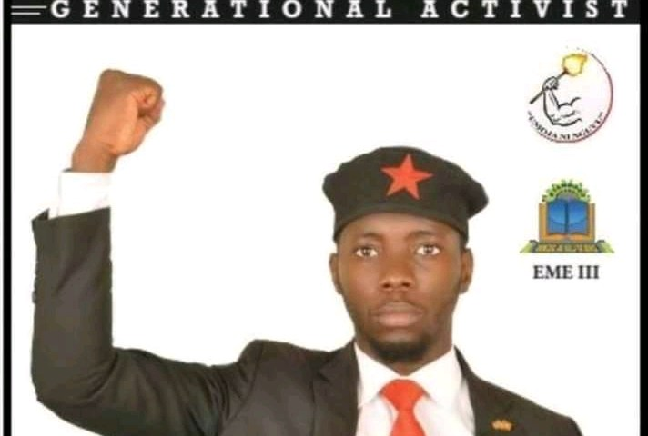 Kyambogo University People Power Guild President Kicked Out Of Office