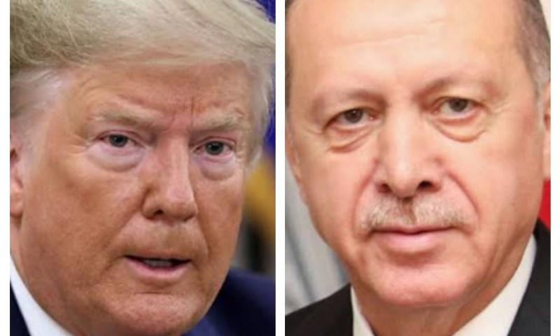 Trump's Letter To Turkish President Edorgan Sparks Diplomatic Row