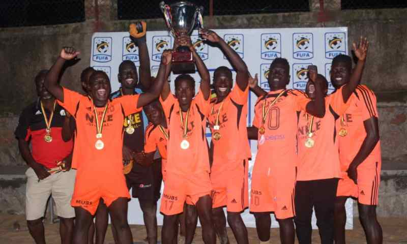 MUBS Scoops 2019 Inter-University Beach Soccer Championship