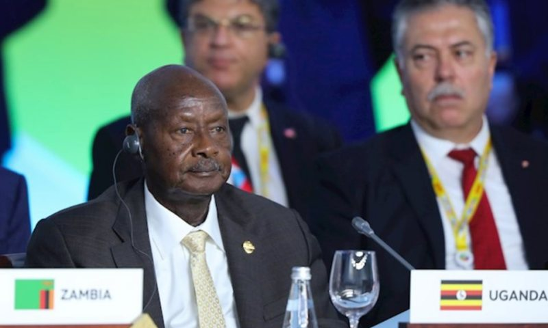 'Africa Is The Cradle Of Mankind'- Museveni Tells World