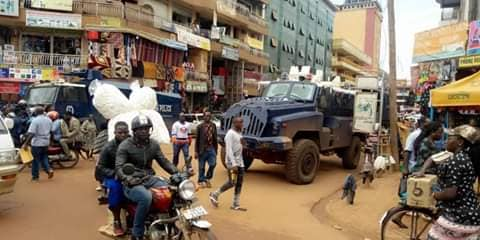 Public Outcry As Traders, Citizens Complain About KCCA  Changes In City Traffic Flow