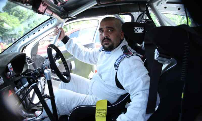 'I Started My Rally Dream From Scratch' : Tycoon Rajiv Unveils 1st 'Rally' Car That Shaped His Motorsport Journey