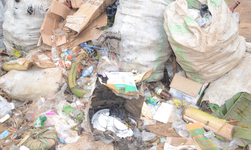 Sheema District Trapped In Financial Crisis; Chokes On Garbage