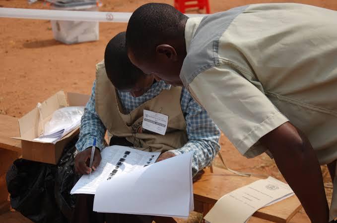 EC starts Verification Of Voters' Register At Village Level