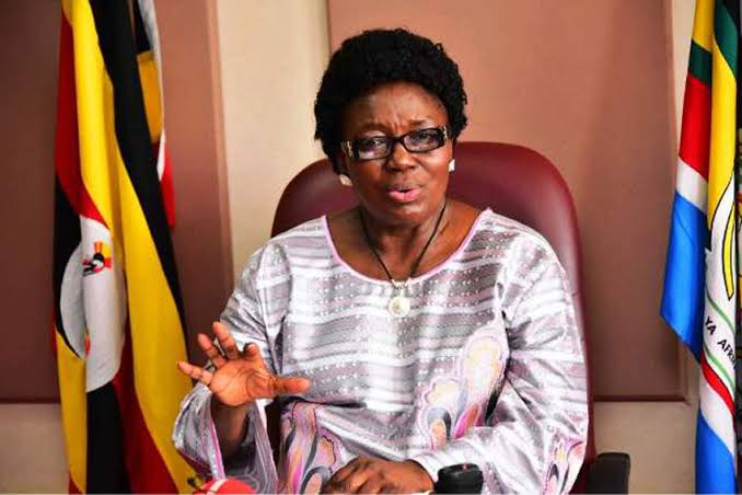 Speaker Kadaga Applauds Kenyan Parliament For Allowing Breast Feeding Mothers Enter With Their Babies