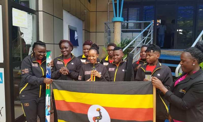 UG Pool Cranes Depart For All Black Africa Pool Championship, To Face Off With Eight Countries