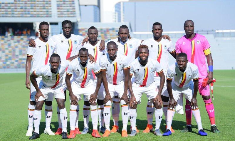 Uganda Cranes In Day 3 Of Training  Ahead Of  Return Leg With  Ethiopia