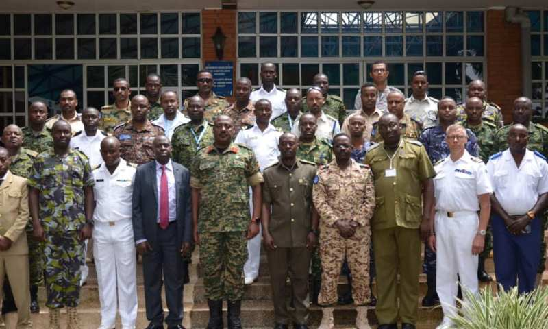 Maj. Gen. Kavuma Calls For African Military Cooperation To Flush Out Terrorist Groups