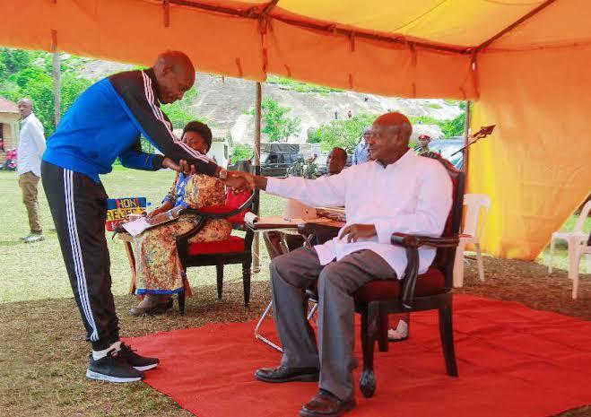 Museveni Fires Bryan White, Bebe Cool For Failure To Tame 'Problematic' Bobi  Wine