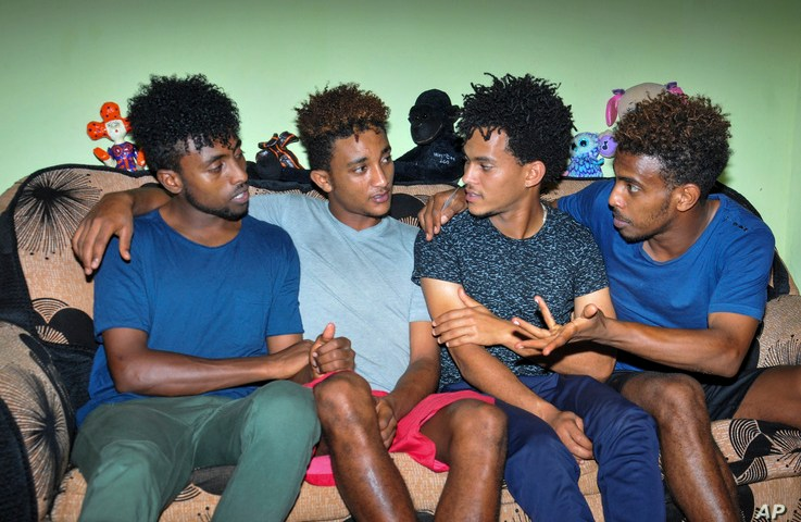 Eritrean Footballers Flee From National Team, Seek Refugee In Uganda