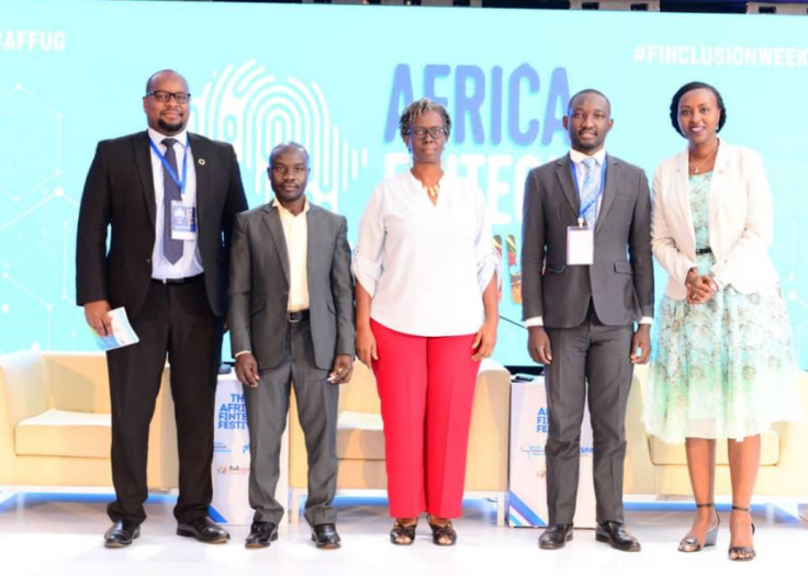 Some of the Key Speakers at the African Fintechs Festival
