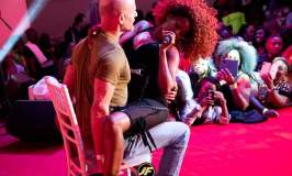 Sheebah Smears Her Nani With UK Fans