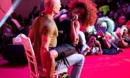 Sheebah Smears Her Nani With UK Fans
