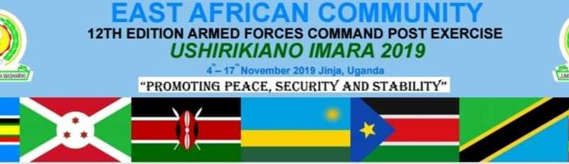 Uganda To Host East African Community Military Training